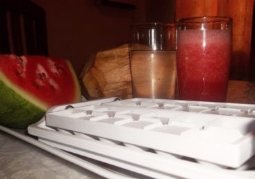 Watermelon & Coconut Smoothie Recipe
